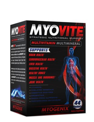 MYOGENIX MYOVITE MULTIVITAMIN 44/BOX