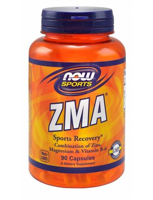 NOW FOODS ZMA(R) 800MG   90 CAPS