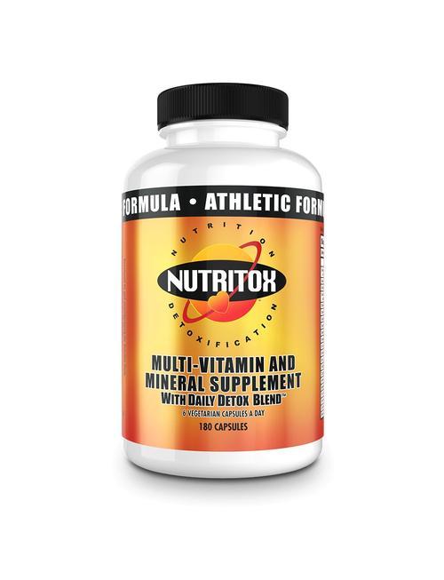 NUTRITOX NUTRITOX ATHLETIC FORMULA
