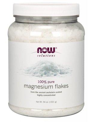NOW FOODS MAGNESIUM FLAKES  54 OZ