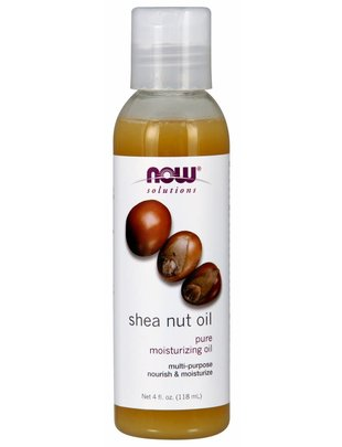 NOW FOODS SHEA NUT OIL  4 OZ