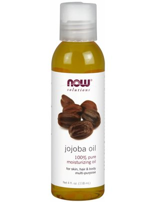NOW FOODS JOJOBA OIL PURE  4 OZ