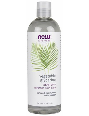 NOW FOODS VEGETABLE GLYCERINE 16 FL OZ