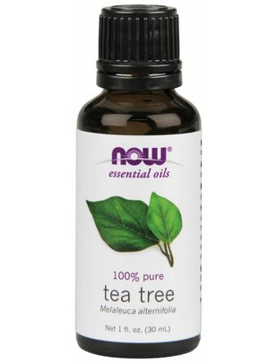 NOW FOODS TEA TREE OIL  1 OZ