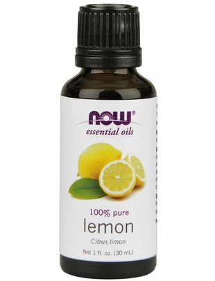 NOW FOODS LEMON OIL  1 OZ