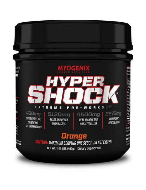 MYOGENIX HYPERSHOCK