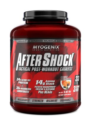 MYOGENIX AFTERSHOCK 5.82 LBS