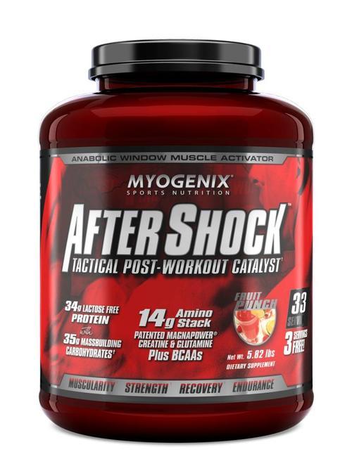 MYOGENIX AFTERSHOCK 5.82 LBS