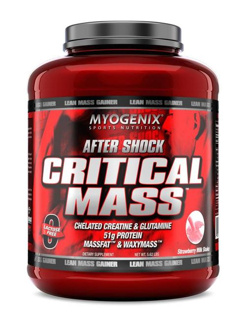 MYOGENIX CRITICAL MASS