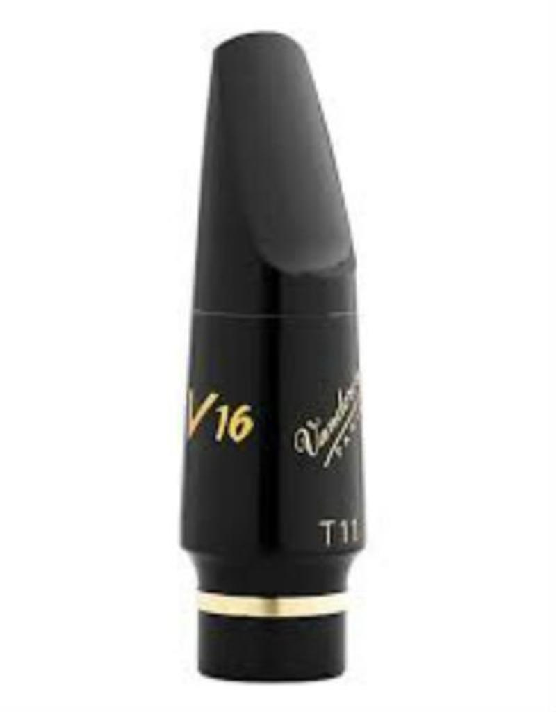 Vandoren Vandoren V16 Large Chamber Ebonite Tenor Saxophone Mouthpiece