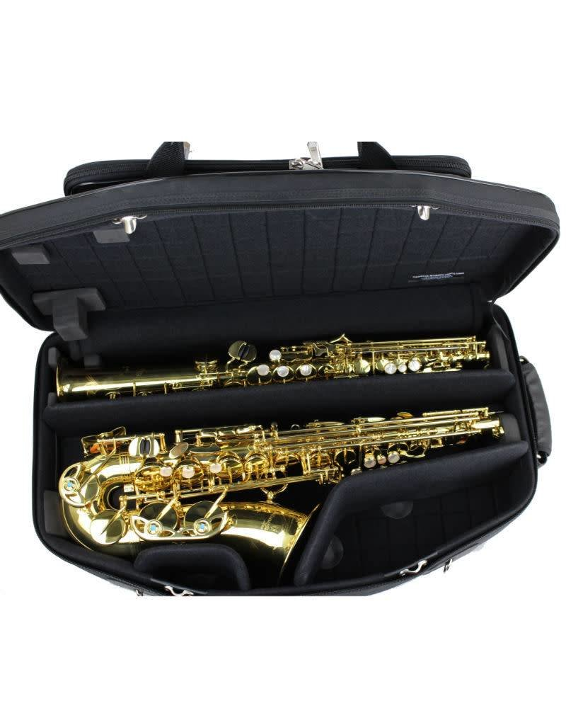 Marcus Bonna Marcus Bonna Soprano - Alto Double Saxophone Case