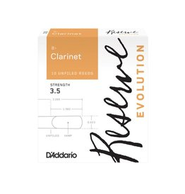 D'Addario D'addario Reserve Evolution Bb Clarinet Reeds