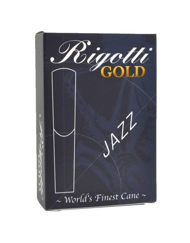 Rigotti Rigotti Gold Baritone Saxophone Reeds (Box of 10)