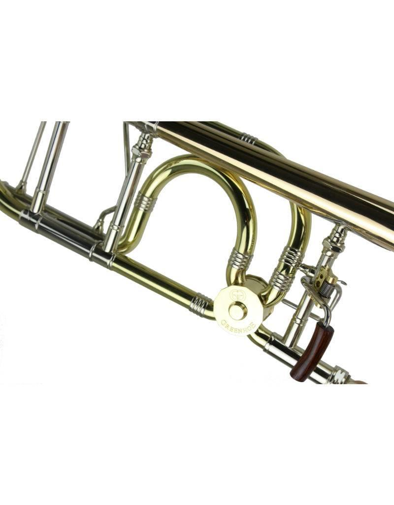 Vincent Bach Greenhoe-Vincent Bach Artisan Trombone