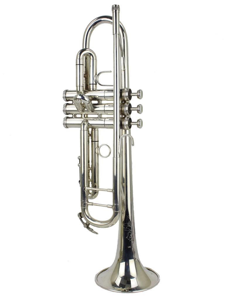 King King 'UMI' Silverflair Bb Trumpet