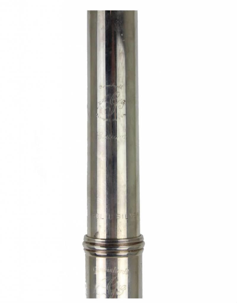 Gemeinhardt Gemeinhardt KG Custom (Off-set G w/Gold-plated Lip)