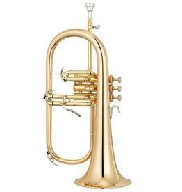 Yamaha Yamaha Custom Z Flugelhorn w/ Gold Brass Bell