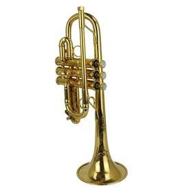 Vincent Bach Vincent Bach Artisan Eb Trumpet Gold Plated