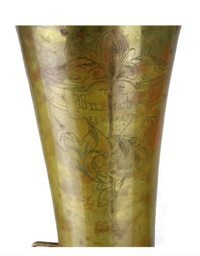 Buescher Buescher True Tone Baritone Saxophone ca. 1922