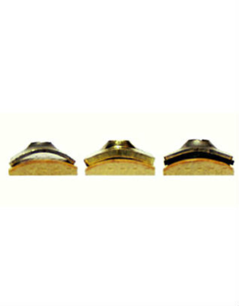 Francois Louis Francois Louis Interchangeable Pressure Plates for Saxophone Ligatures