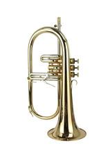 Adams Adams F5 Flugelhorn w/ Gold Brass Bell