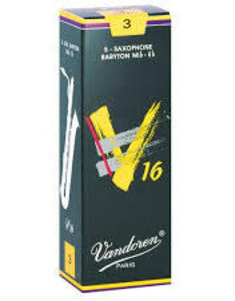 Vandoren Vandoren V16 Baritone Saxophone Reeds