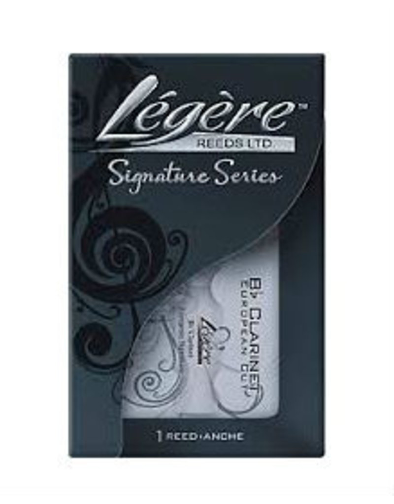 Legere Legere European Signature Cut Clarinet Reed
