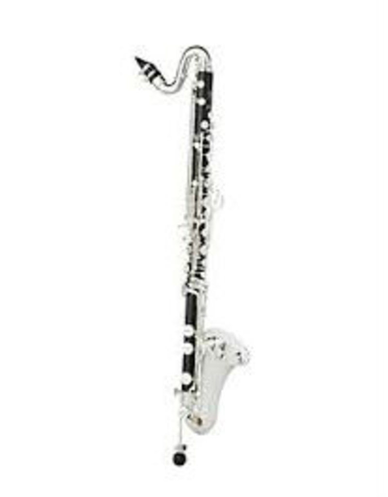 Selmer Professional Bass Clarinet w/Low Eb