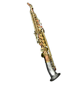 Rampone Rampone and Cazzani 'Two Voices' Soprano Sax (Saxello)