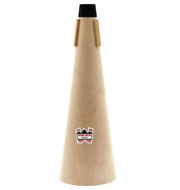 Denis Wick Denis Wick Wooden Straight Mute for Bass Trombone