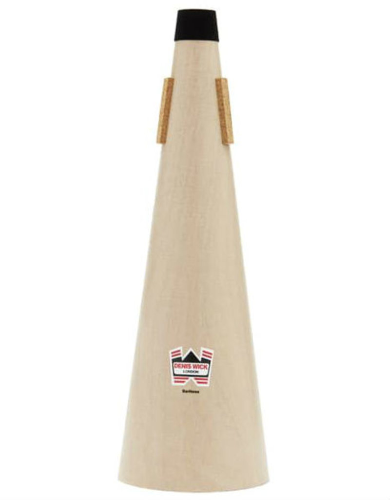 Denis Wick Denis Wick Wooden Straight Mute for Baritone