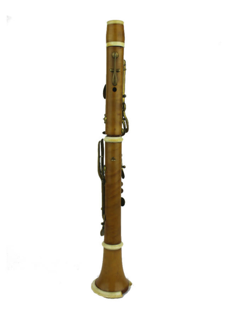 Buthod Buthod Boxwood Eb Clarinet, Ivory Turning