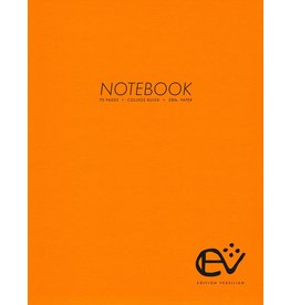 Edition Versilian College Ruled Notebook