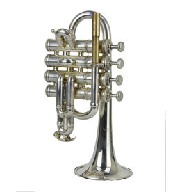 Benge E. Benge Reso-Tempered Bb/A Piccolo Trumpet