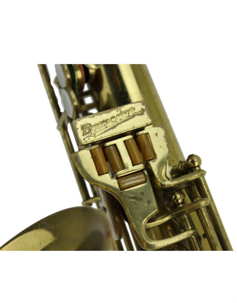 Buescher Buescher Aristocrat III Alto Saxophone