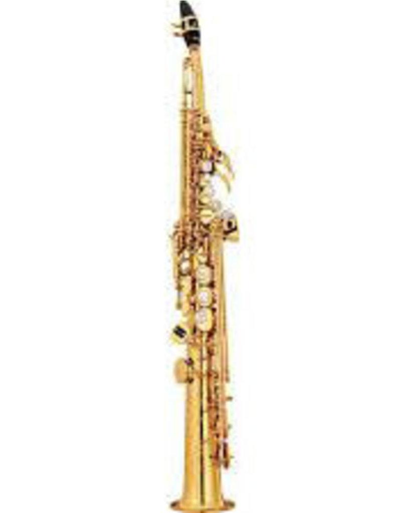 Yamaha Yamaha Custom Z Soprano Saxophone w/ Curved Neck