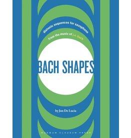 Musaeum Clausum Press DeLucia: Bach Shapes