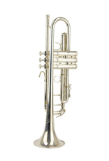 B&S B&S Challenger I Bb Trumpet Silver Plate
