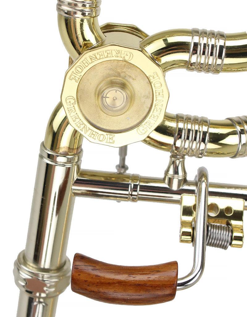Vincent Bach Vincent Bach 42 Tenor Trombone w/ Greenhoe Conversion