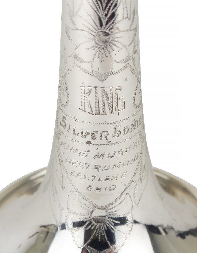King King Master 'Silver Sonic' Bb Cornet
