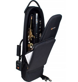 ProTec Protec Straight Soprano Sax/Clarinet/Flute Combination Bag
