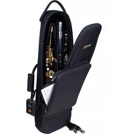 ProTec Protec Straight Soprano Sax/Clarinet/Flute Combination Bag