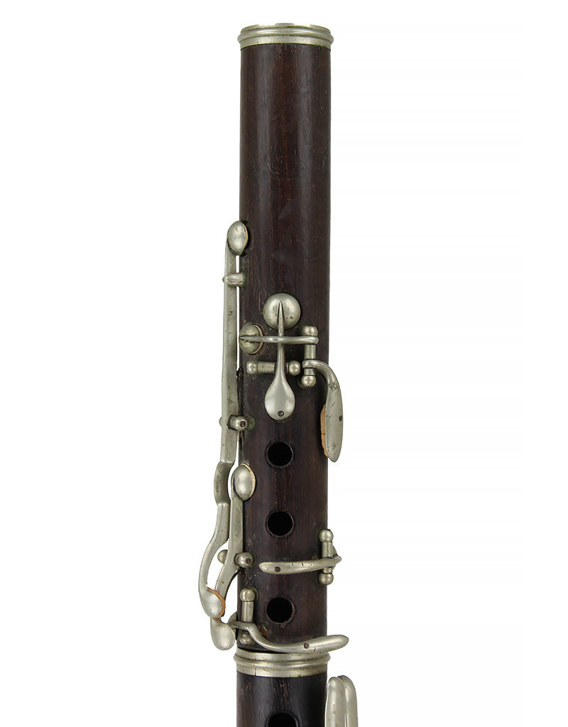 Anonymous Anonymous Albert System Eb Clarinet, 19th century