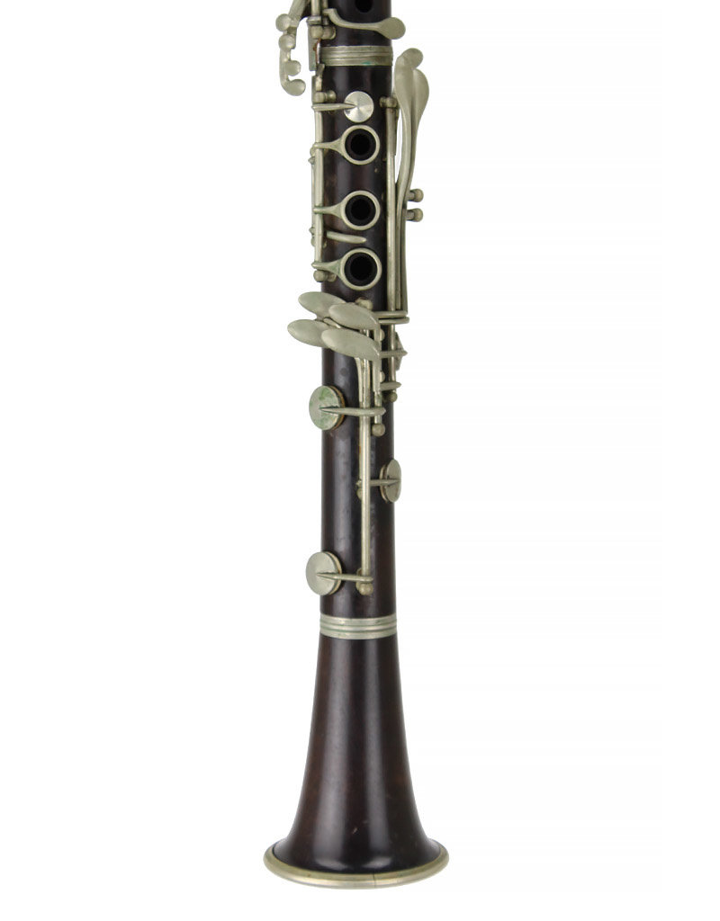 Anonymous Anonymous Bb Clarinet (Made in Italy)