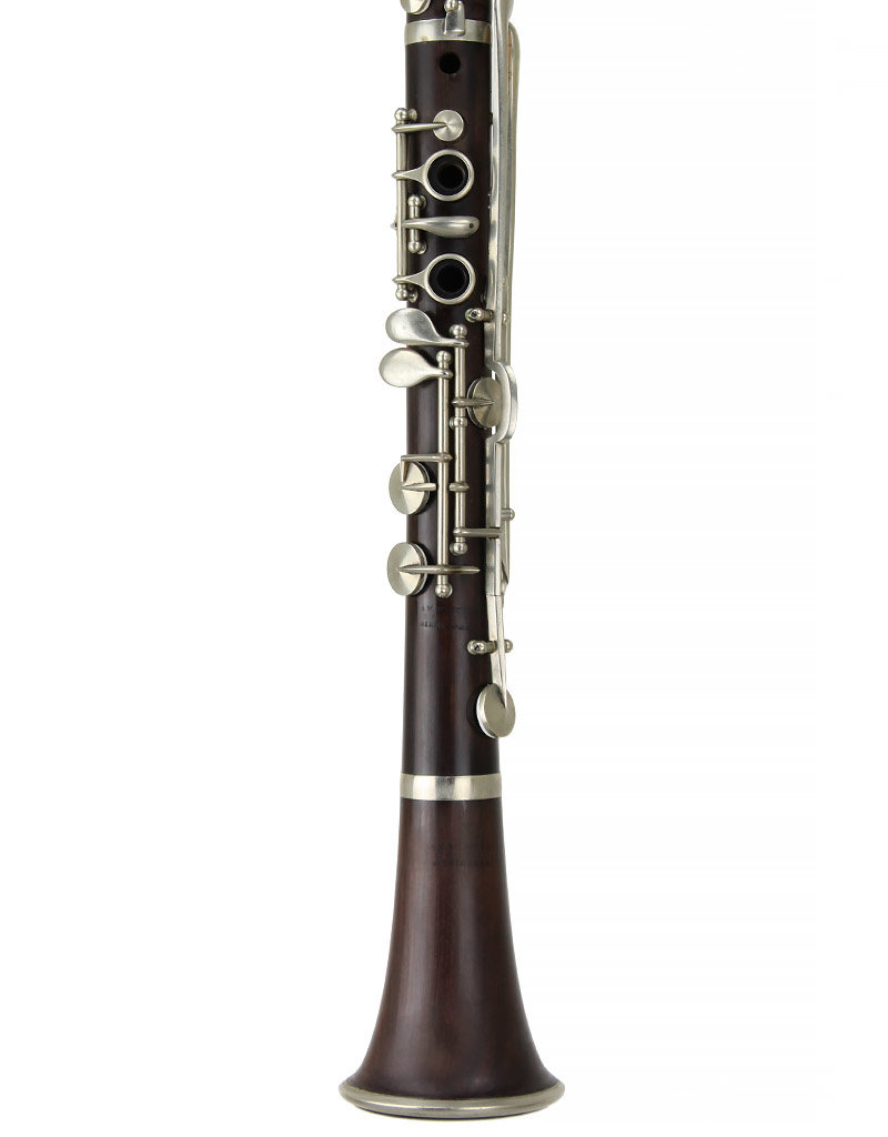 Gilmer Gilmer Rosewood Albert System A Clarinet