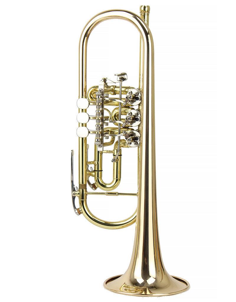 Yamaha Yamaha YTR445T Rotary C Trumpet