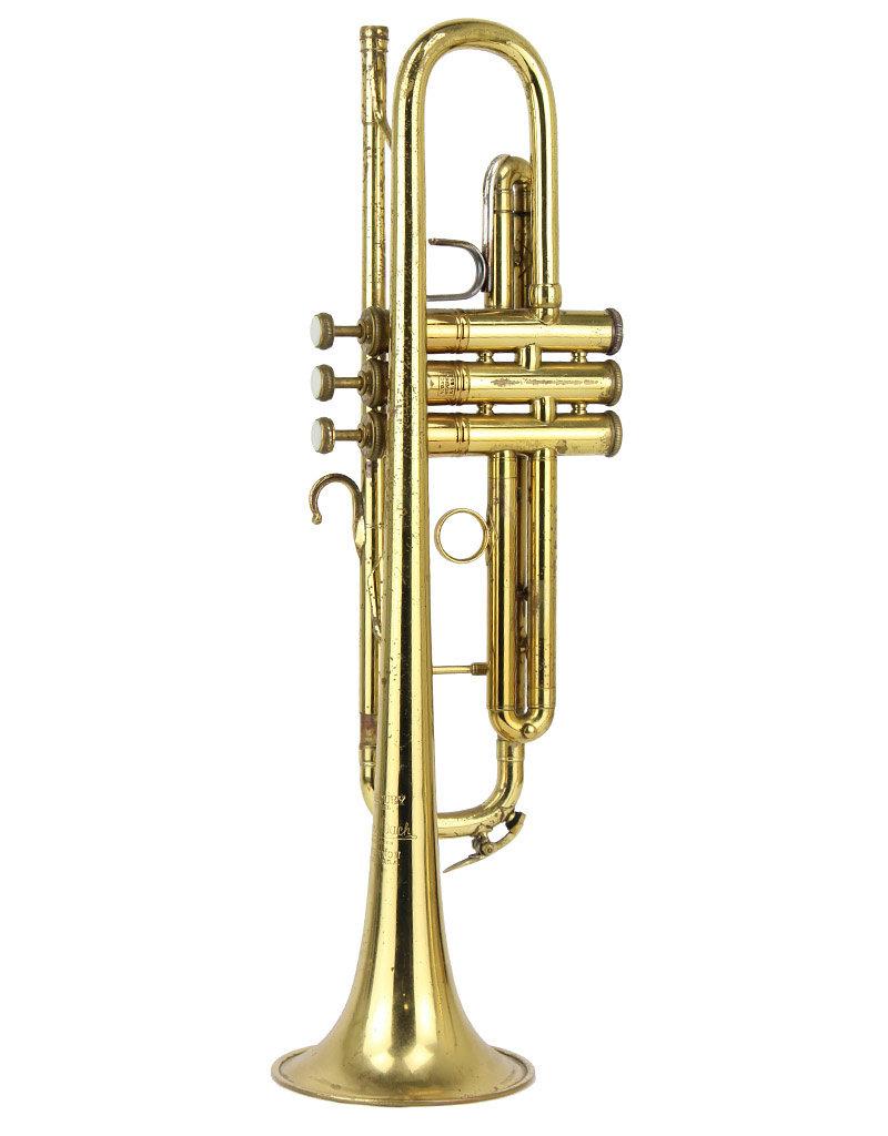 Vincent Bach Vincent Bach Mt. Vernon Mercury Model Bb Trumpet