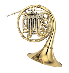 Yamaha Yamaha YHR-892D Custom 'Triple' French Horn w/ Rotary A Stop Valve