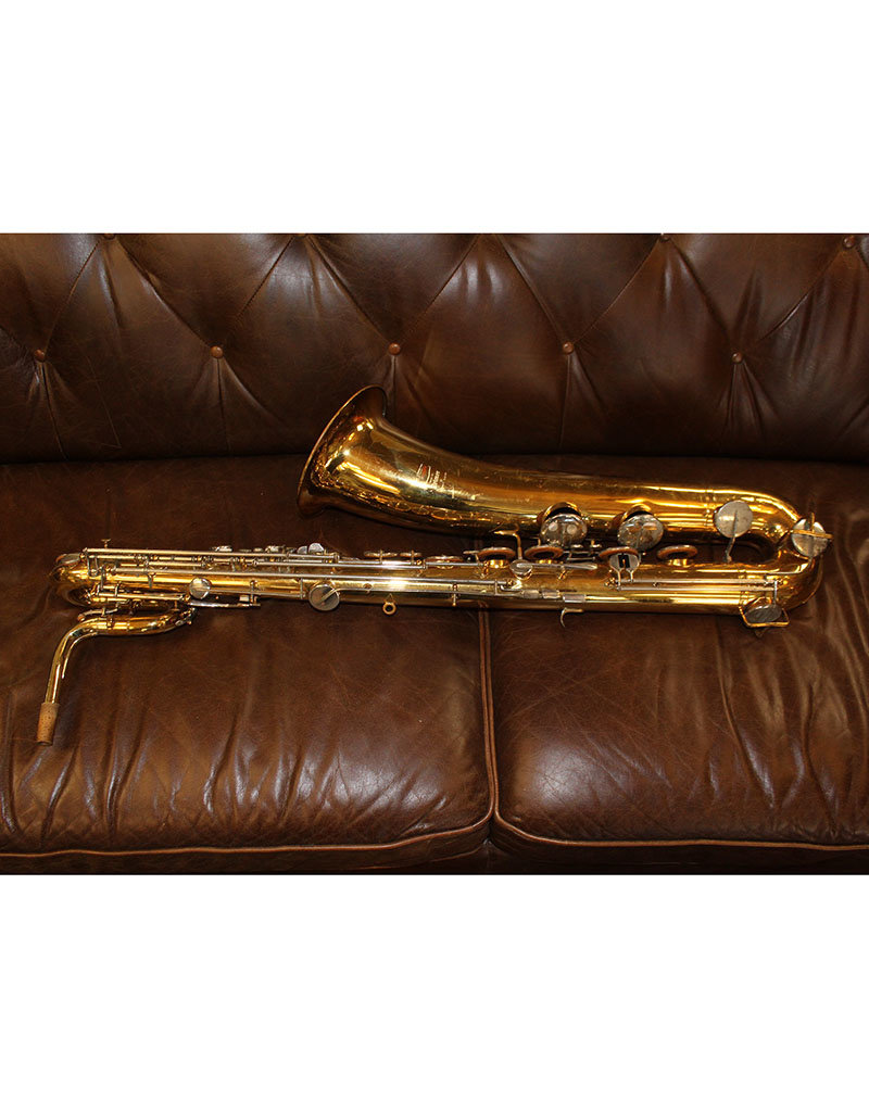 Bundy Selmer Bundy Baritone Saxophone
