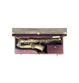 Buescher Buescher True Tone C Melody Saxophone ca. 1922